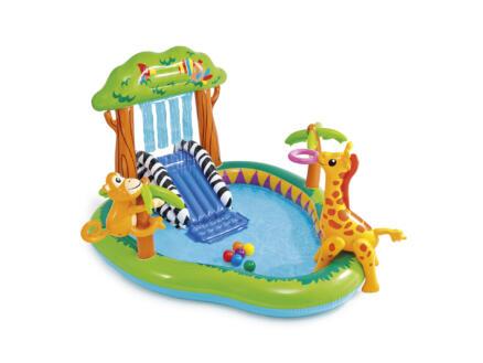 Intex Jungle Play Center kinderzwembad 216x188 cm