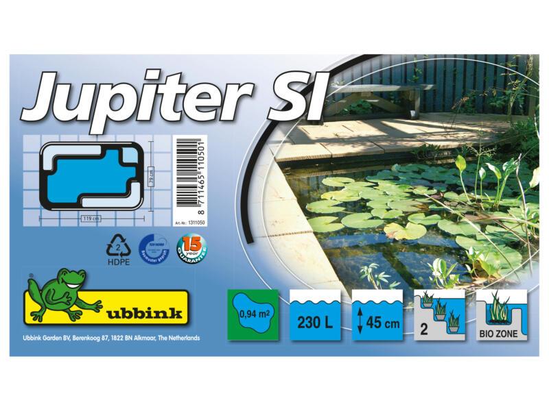 Jupiter SI bassin de jardin 230l