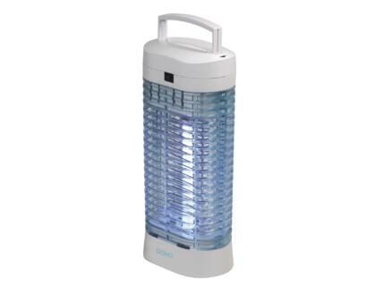 Domo KX006N lampe UV anti-insectes 11W avec grille haute tension 2000V