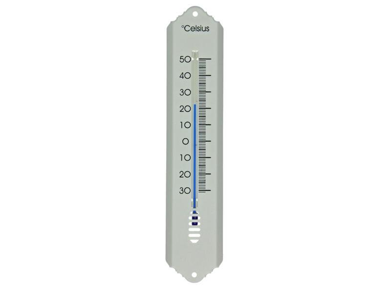 Kamerthermometer 20cm kunststof