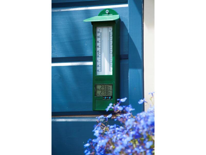 Kelvin 15 thermometer min/max kunststof
