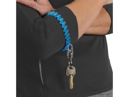 Nite Ize Key Band-It polsband sleutel blauw