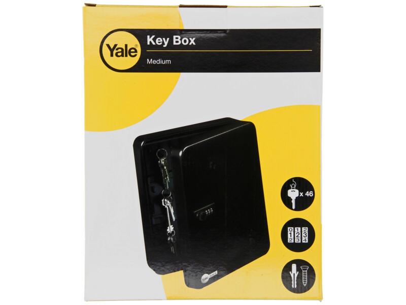Yale Key Box medium à verrouillage par code 30x24x9 cm