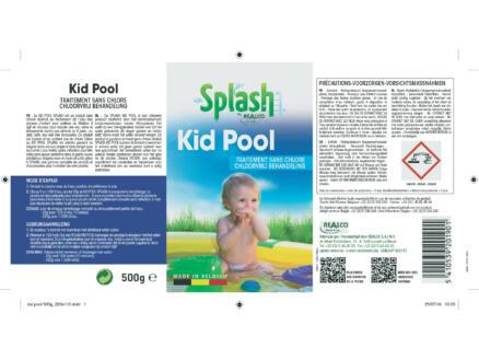 Splash Kid Pool voor zuiver water 500g
