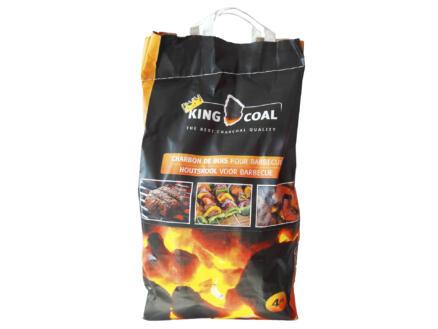 King Coal houtskool 4kg
