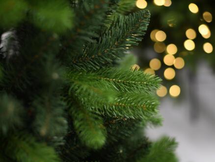 Kiruna sapin de Noël 210cm