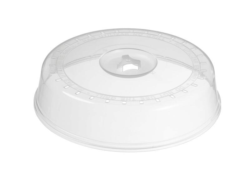 Sunware Kitchen Ware microgolfdeksel transparant