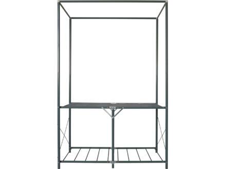 Casibel Kledingkast 109x163x48 cm