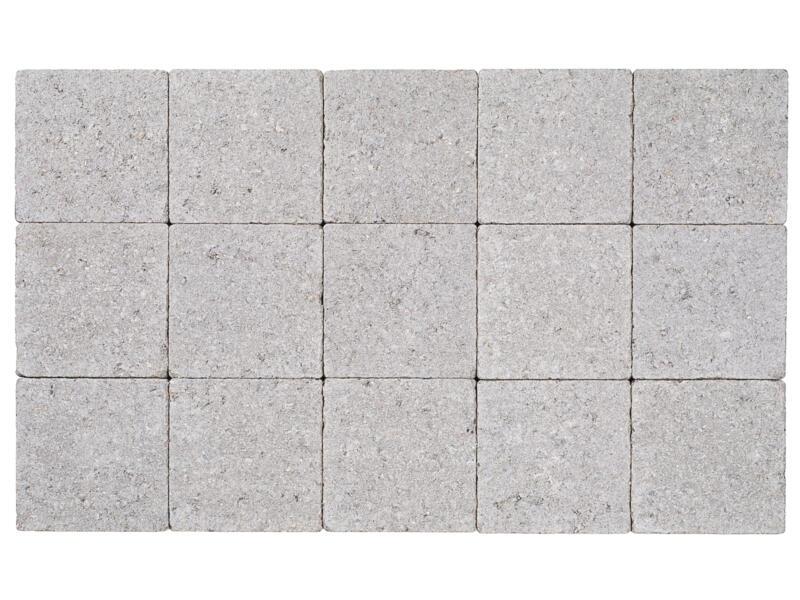Klinkers in-line 15x15x6 cm gris