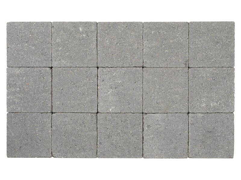 Klinkers in-line 15x15x6 cm muisgrijs