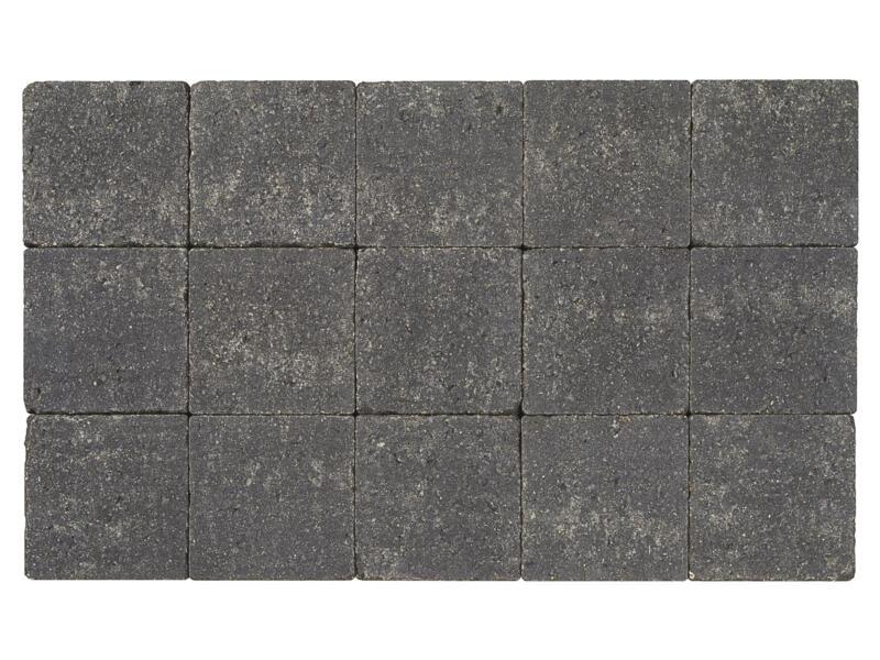 Klinkers in-line 15x15x6 cm zwart