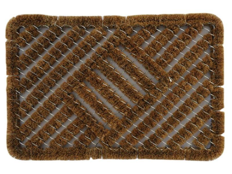 Kokosmat draad 45x75 cm