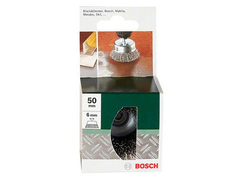 Bosch Komborstel 50mm gegolfde draad