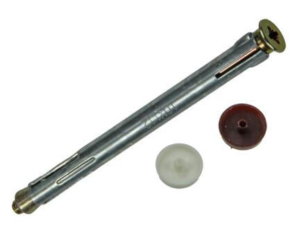 Sam Kozijnpluggen 10mm en vijs 112mm 4 stuks