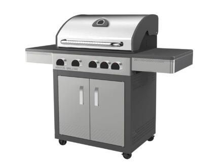 Kratos Grill Me barbecue au gaz