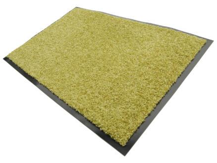 Kristal paillasson 60x40 cm vert