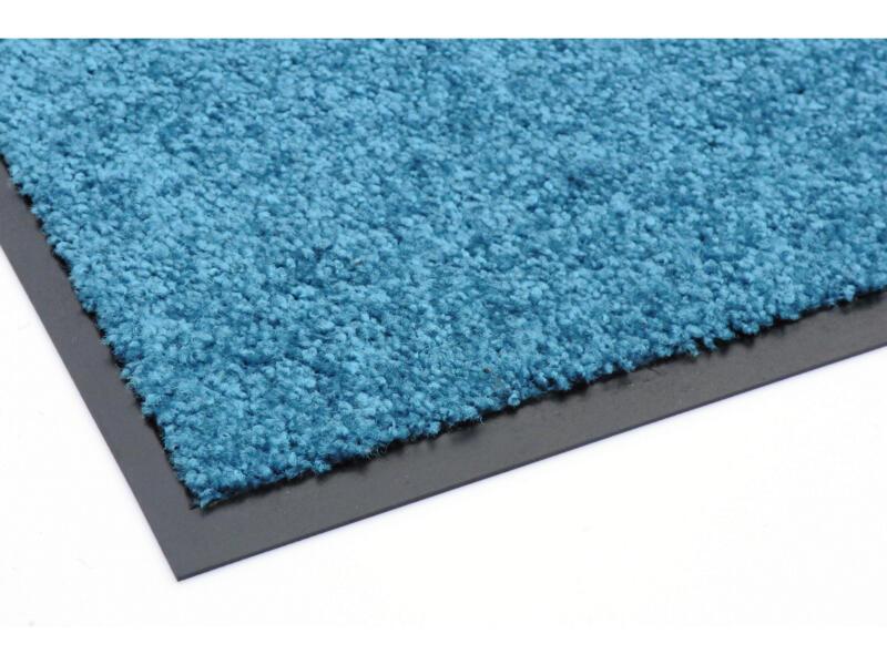 Kristal voetmat 60x90 cm petrol