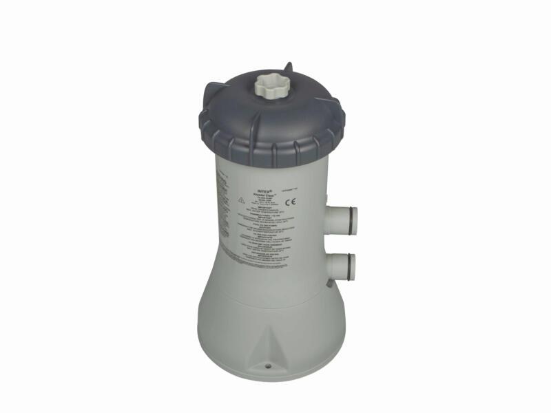 Intex Krystal Clear pompe de filtration 3407l/h