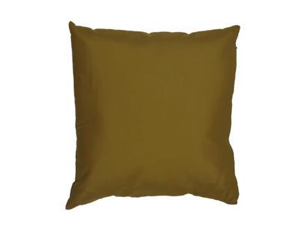 Kussen 40x40 cm honey gold