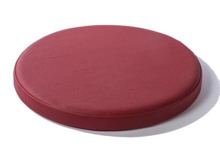 Kussen voor Cylindrus 37cm rood