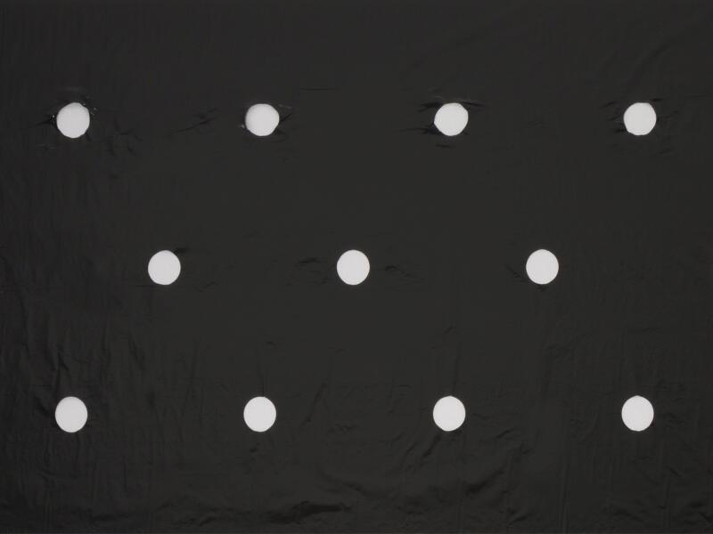 Kweekfolie sla 5x0,95 m zwart