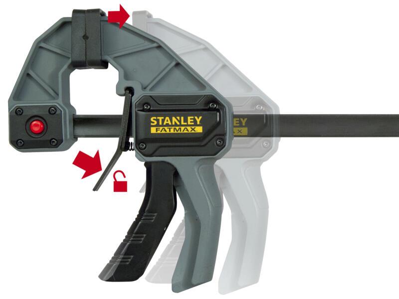 Stanley L lijmklem 15cm