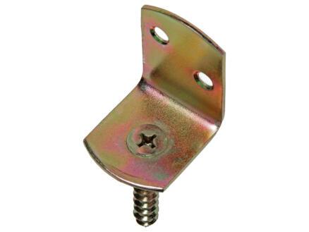L-steun 30x35x45 mm bichromaat 20 stuks