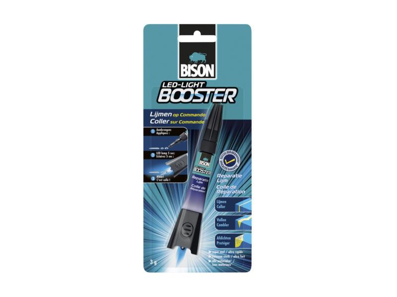 Bison LED-Light Booster colle instantanée 3g