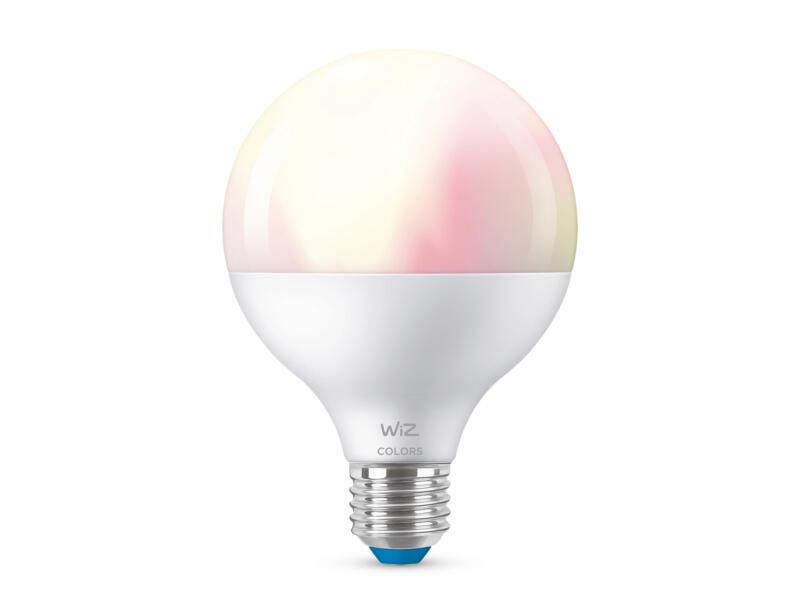 Wiz LED bollamp E27 11W dimbaar RGB