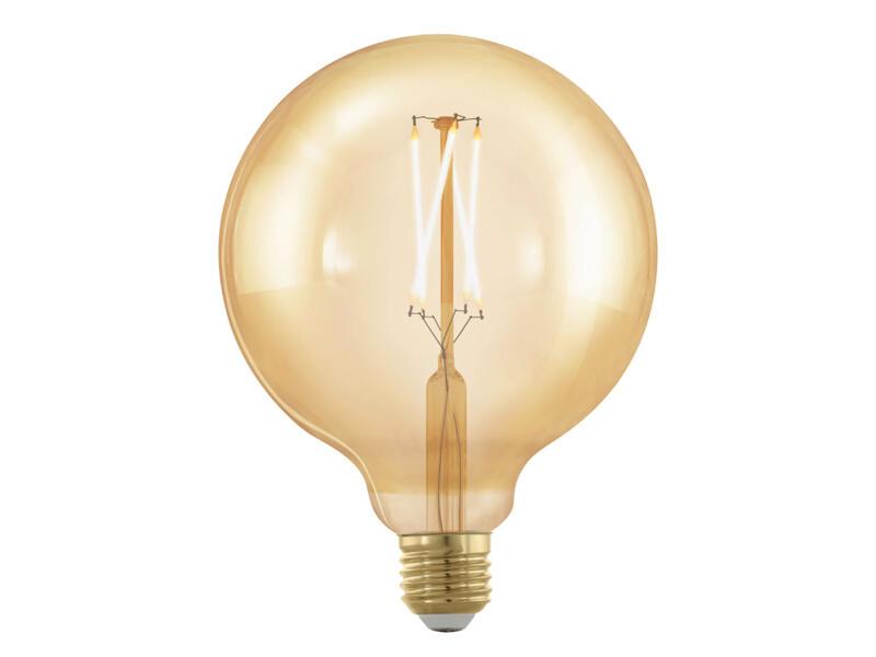 Eglo LED bollamp filament E27 4W 12,5cm dimbaar