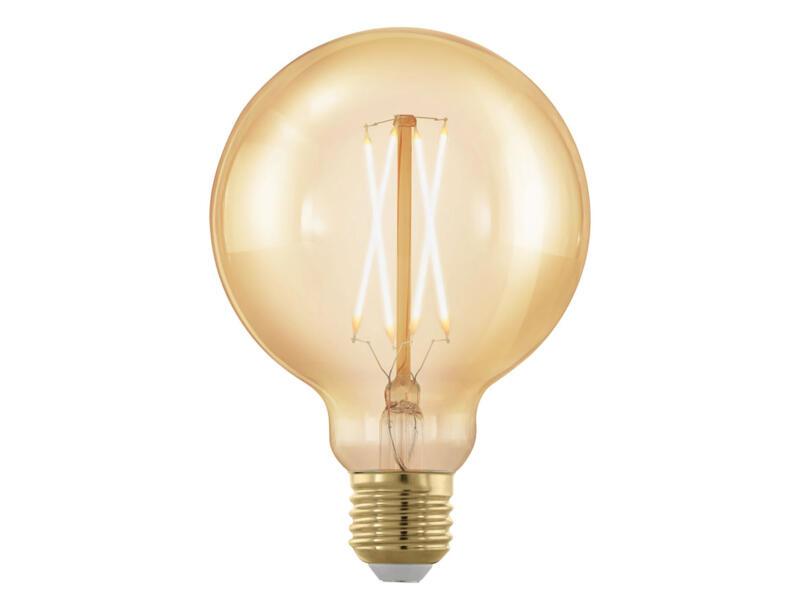 Eglo LED bollamp filament E27 4W 9,5cm dimbaar