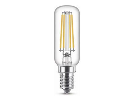 Philips LED buislamp filament E14 4,5W