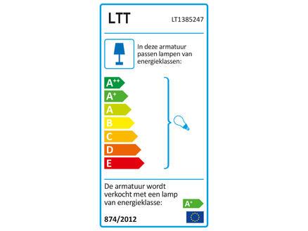Inb.sp.LED 3L vierk kantelb.S50Dva nikk