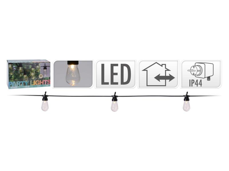 LED lichtsnoer 13m warm wit