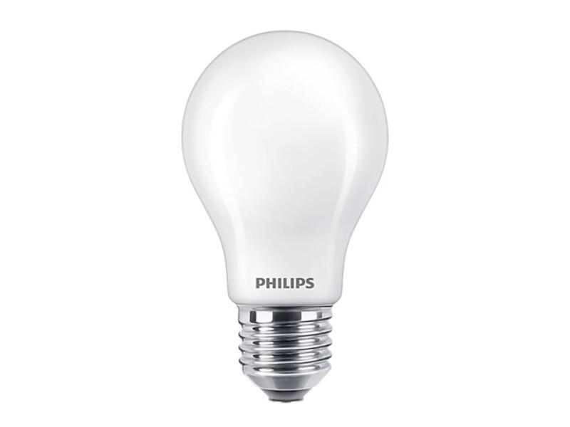 Philips LED peerlamp E27 7W 3 stuks