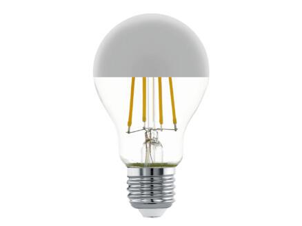 Eglo LED peerlamp filament E27 7W chroom
