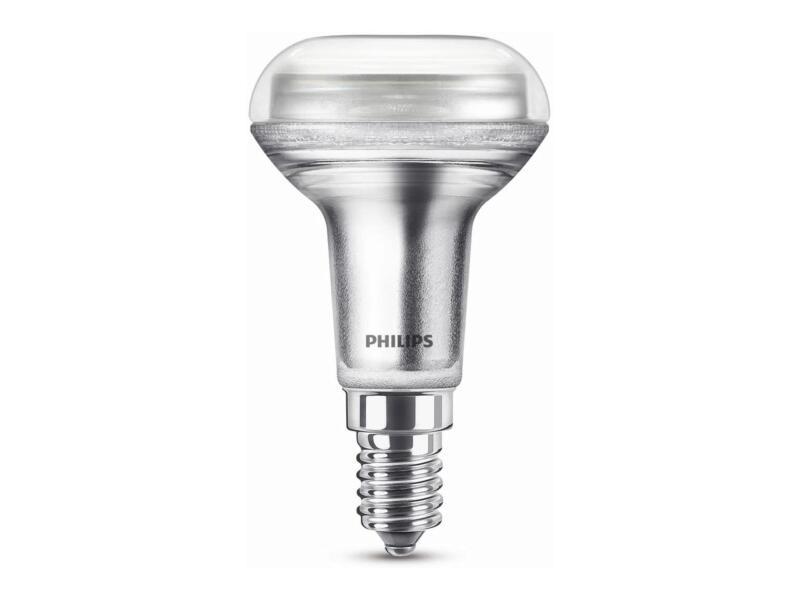 Philips LED reflectorlamp E14 4,3W dimbaar
