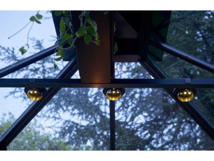 Juliana LED solarlamp serre
