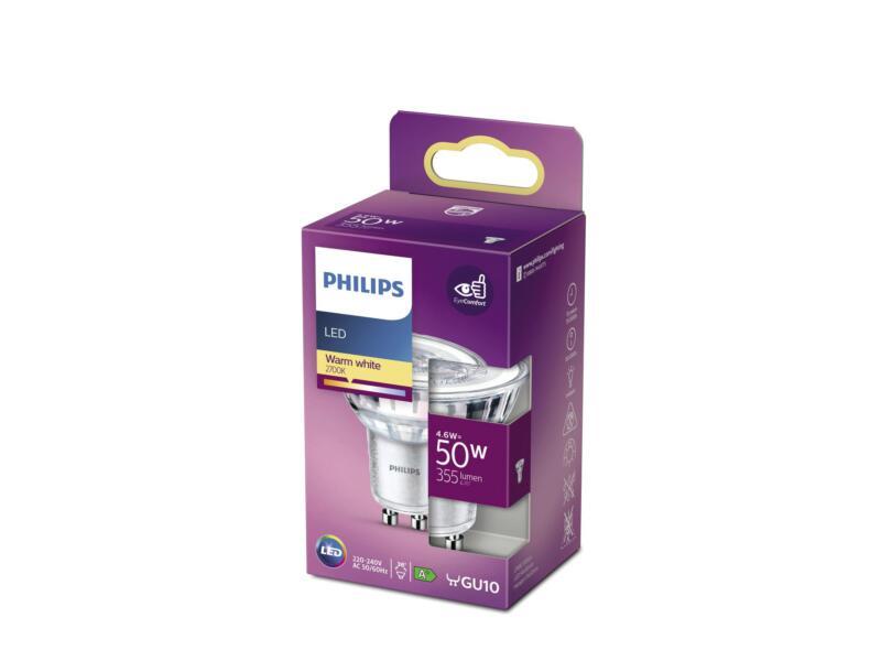 Philips LED spot GU10 4,6W