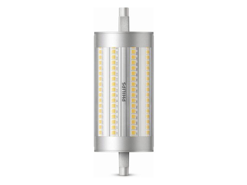 Philips LED staaflamp R7S 17,5W dimbaar koelwit