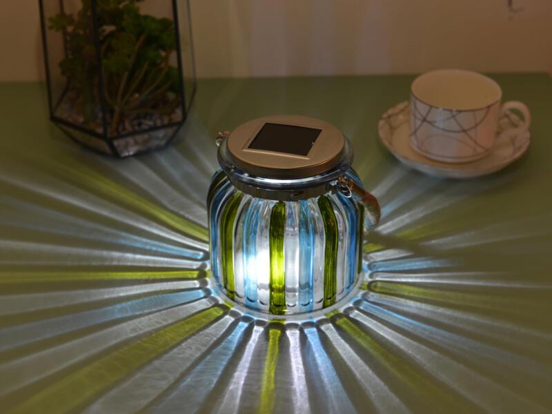 Garden Plus LED tuinlamp op zonne-energie