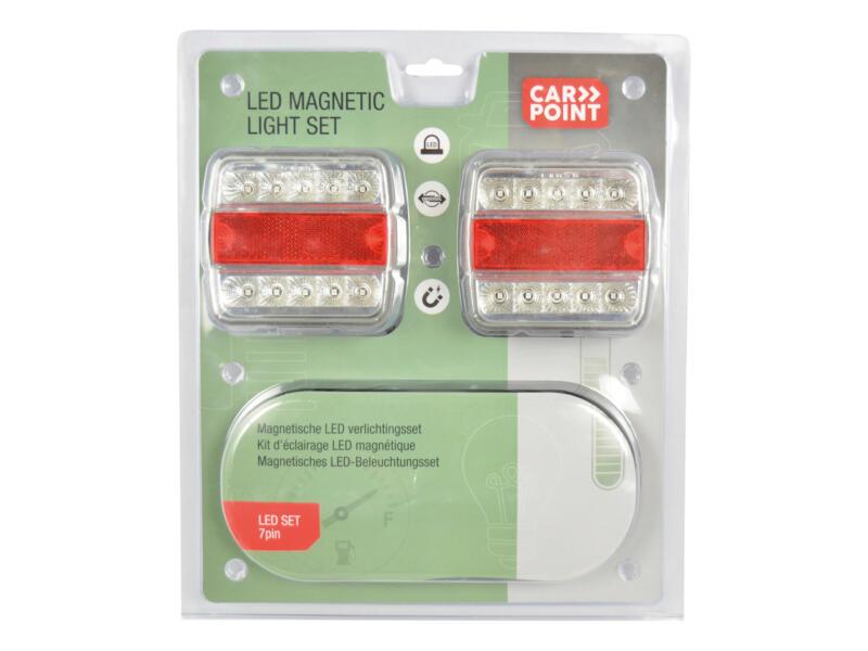 Carpoint LED verlichtingsset magnetisch