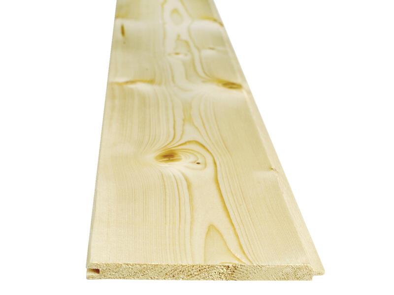 Lambris 180x8,8x0,7 cm épicéa 5 pièces