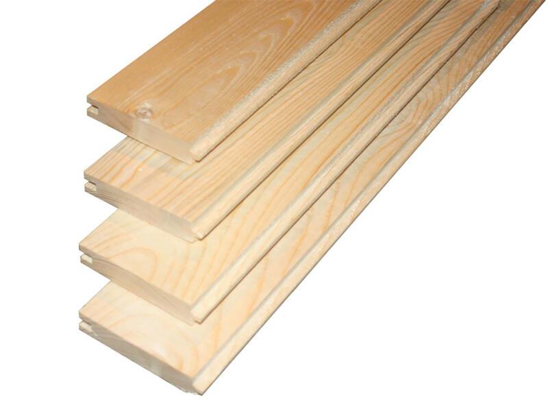 Lame de plancher 270x8,9x1,75 cm sapin 1,201m²