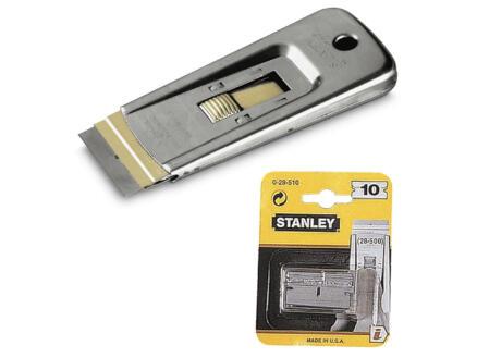 Stanley Lames de rechange pour gratte-vitre 40mm 10 pièces