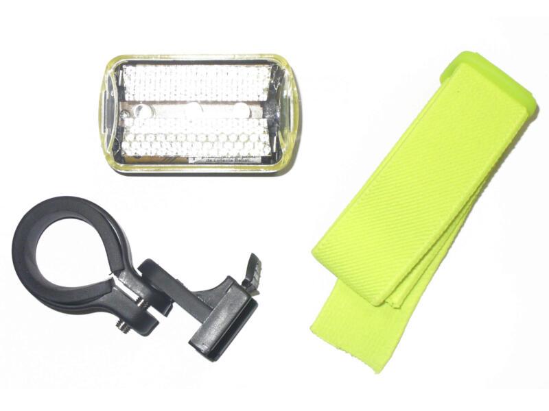 Maxxus Lampe de sécurité LED blanche
