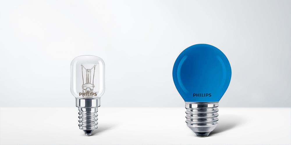 Lampes spéciales