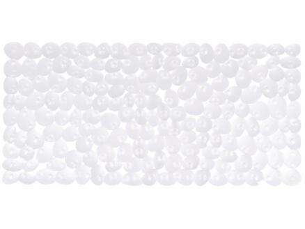 Differnz Lapis antislip badmat 75x36 cm transparant