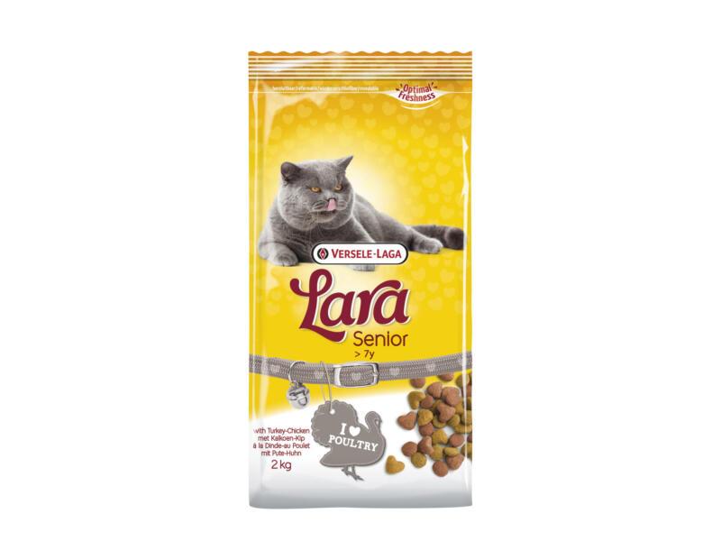 Lara Senior kattenvoer kalkoen-kip 2kg