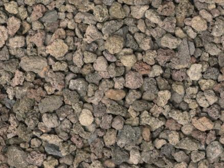 Lave Split gravillon 8-16 mm 16kg brun/rouge